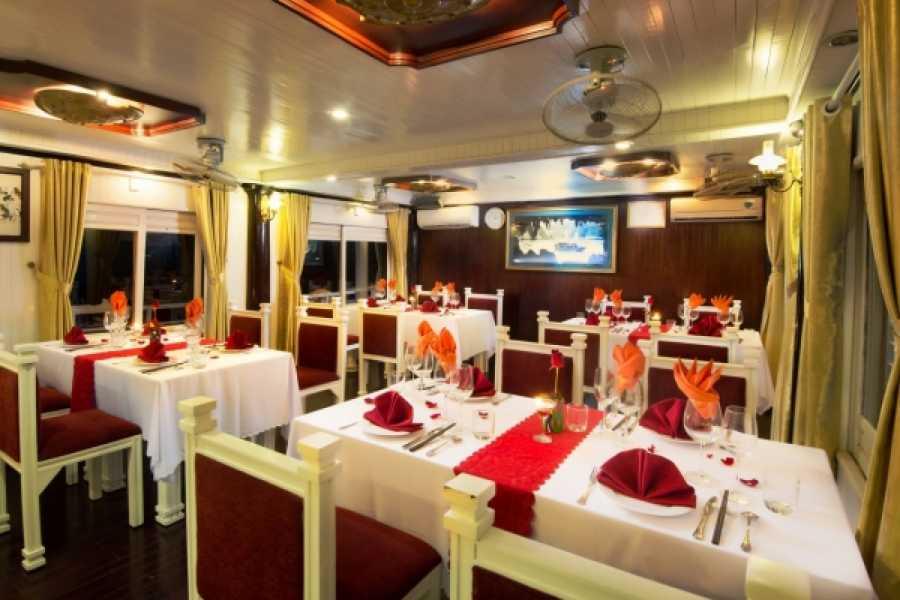 Vietnam 24h Tour Scorpion Cruise 3D2N
