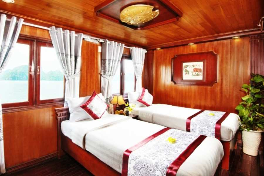Vietnam 24h Tour Scorpion Cruise 3D2N
