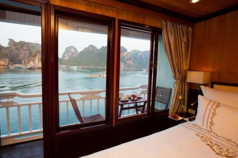 Vietnam 24h Tour Aphrodite Cruise 2D1N