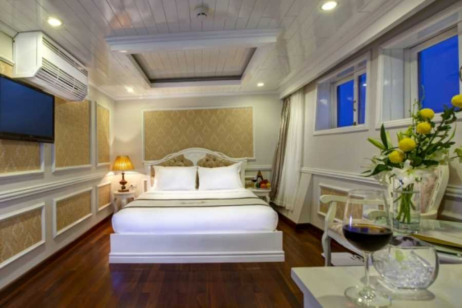 Vietnam 24h Tour Signature Cruise 3D2N