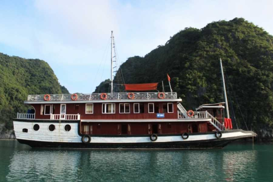 Vietnam 24h Tour The Real Halong Bay Private Cruise Experience 2D1N