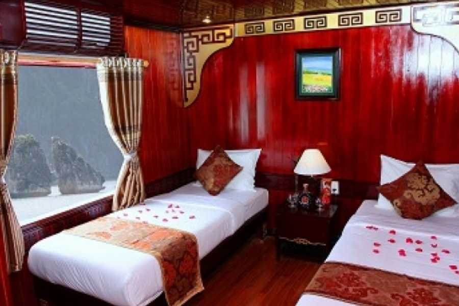 Vietnam 24h Tour Dragon Cruise Deluxe 2D1N