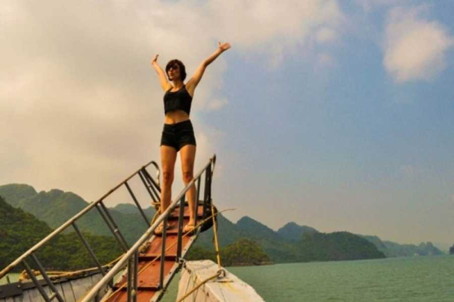 Vietnam 24h Tour Real Halong Bay Experience on the budget 3D2N