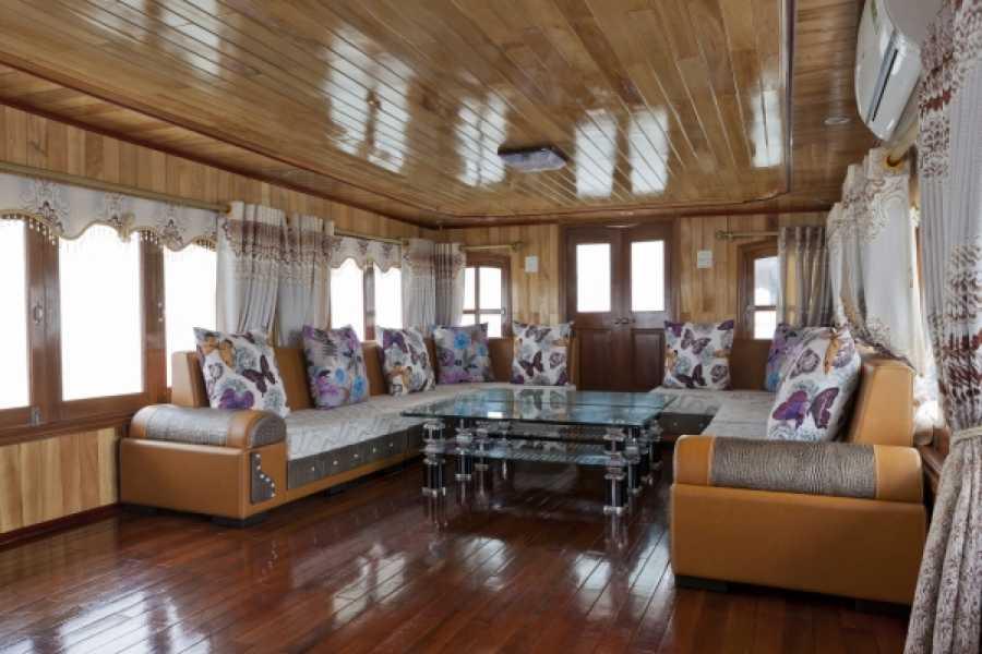 Vietnam 24h Tour Halong Bay Alova Day Cruise Tour