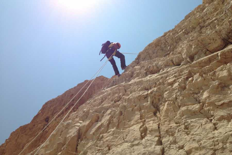 Wild-Trails Canyoning in Israel - Qumran Canyon