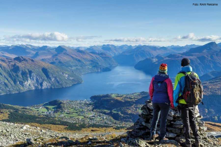 FRAM Enveistur Ålesund - Standa