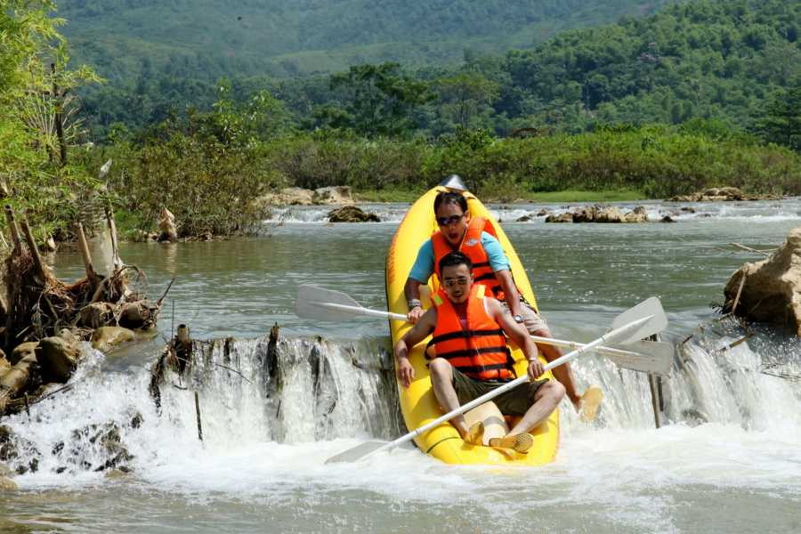 Vietnam 24h Tour Pu Luong Retreat 2D1N