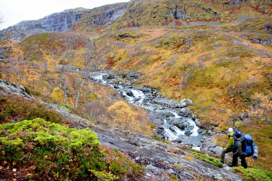 Åkrafjorden Oppleving AS Rullestadjuvet–Simlebu–Langfoss