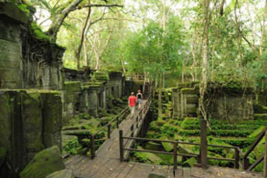 Vietnam 24h Tour Phnom Penh & Angkor Cycling 9 Days