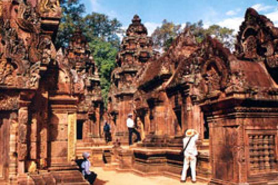 Vietnam 24h Tour Cambodia Highlights 4 Days