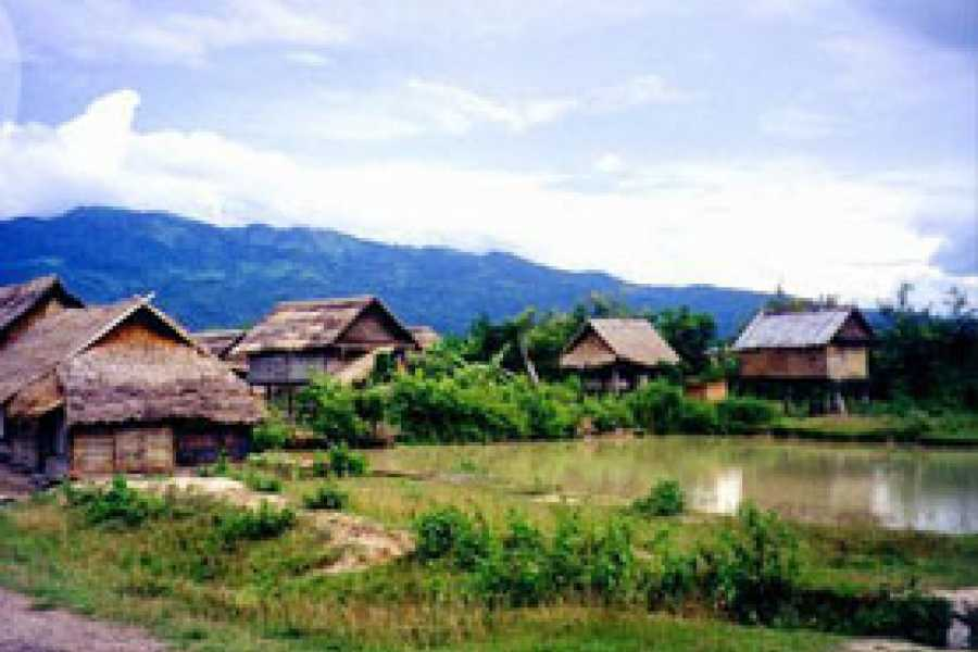 Vietnam 24h Tour Luang Prabang Adventure Tour 3 Days