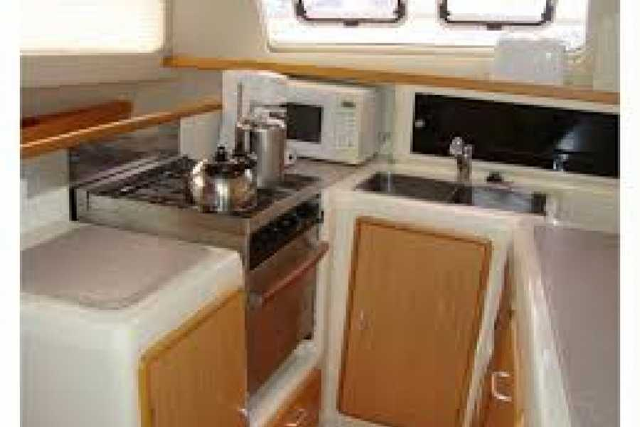 Cacique Cruiser CHARTER CATAMARAN - Christina