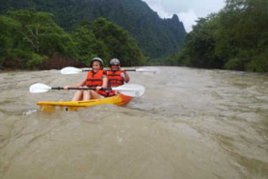 Vietnam 24h Tour Mekong River Kayaking combined Homestay Tour 2 Days