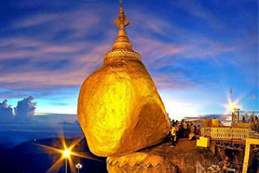 Vietnam 24h Tour Yangon – Bago – Kyaikhtiyo – Yangon (4 days 3 nights)
