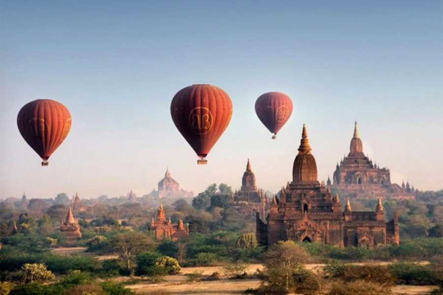 Vietnam 24h Tour Bagan Day Tour to Popa Mountain and Salay