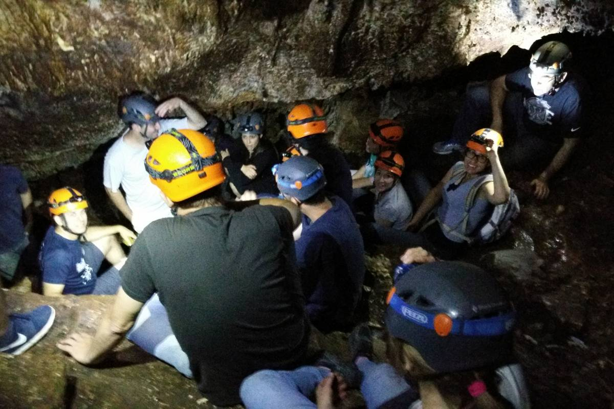Wild-Trails Deep caving in Alma cave