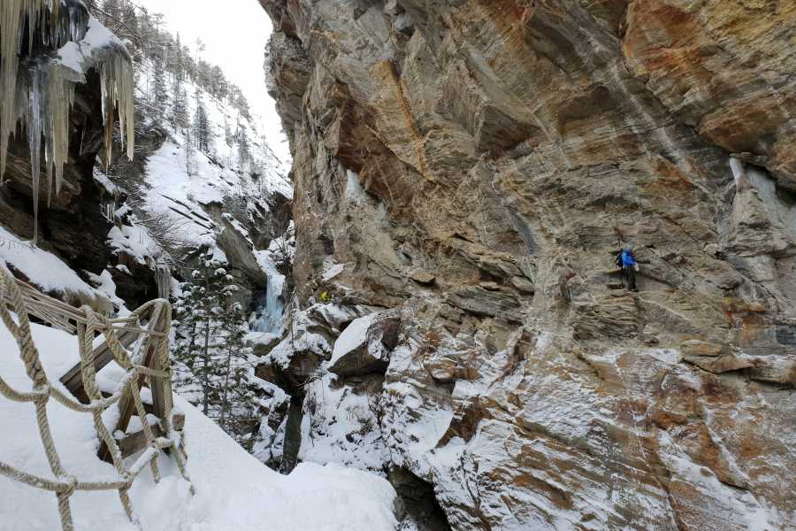 Saas-Fee Guides Alpine Canyon