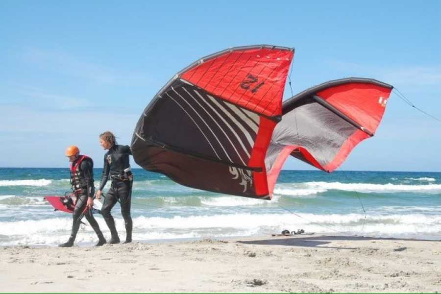 Kitesurfing.no Kitesurfing Kurs for Nybegynnere (2 dager)