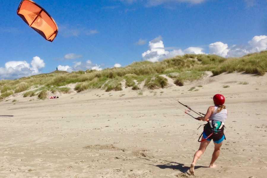 Kitesurfing.no Kitesurfing kurs for nybegynnere