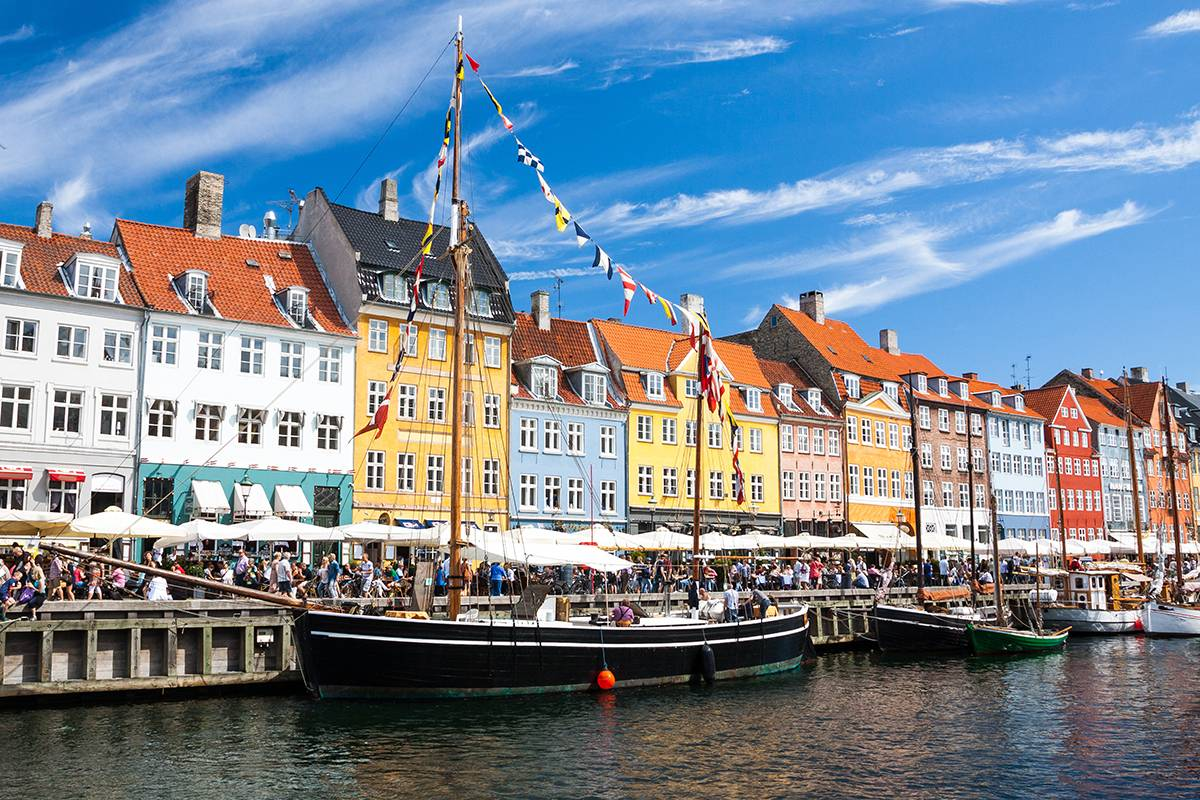 SANDEMANs NEW Copenhagen Tours Tour Gratis de Copenhague
