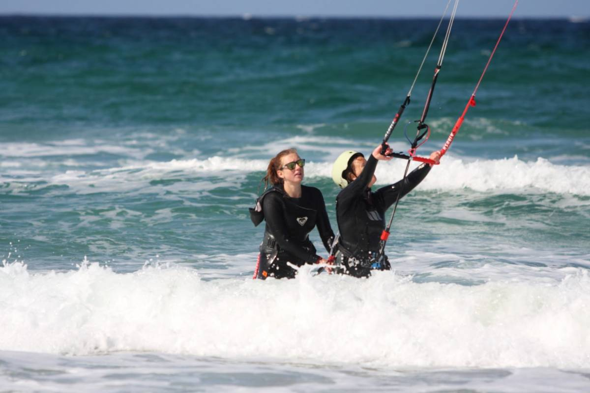 Kitesurfing.no Private Coaching Summer