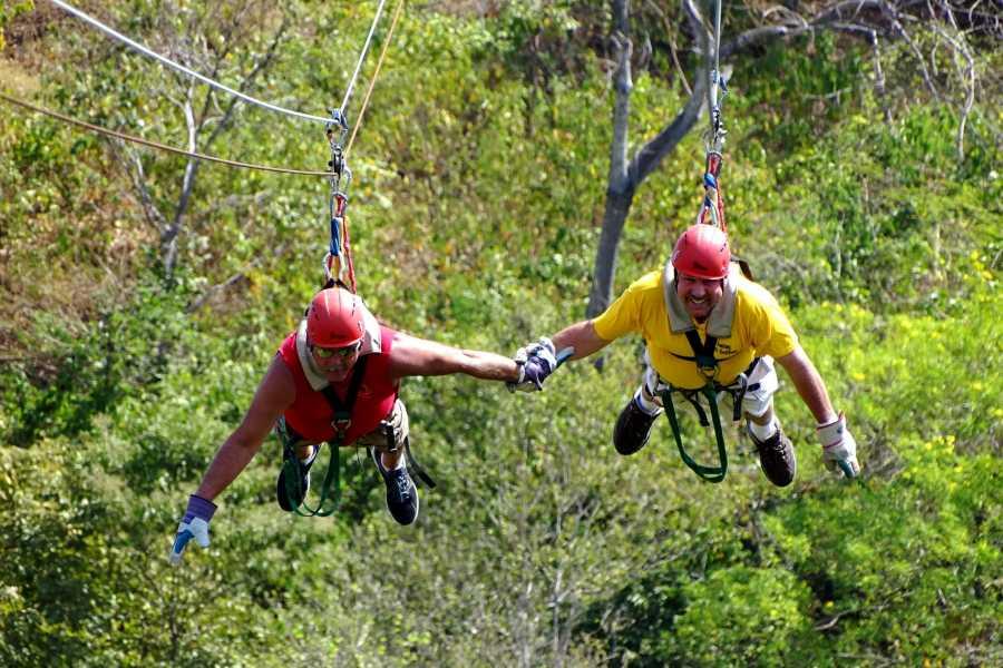 CongoCanopy.com Extreme Canopy Zip Line Tour