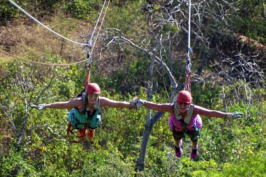 Congo Canopy Extreme Canopy Zip Line Tour