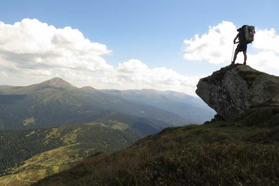 Wild-Trails Trekking expedition to the highest peak of Ukraine!