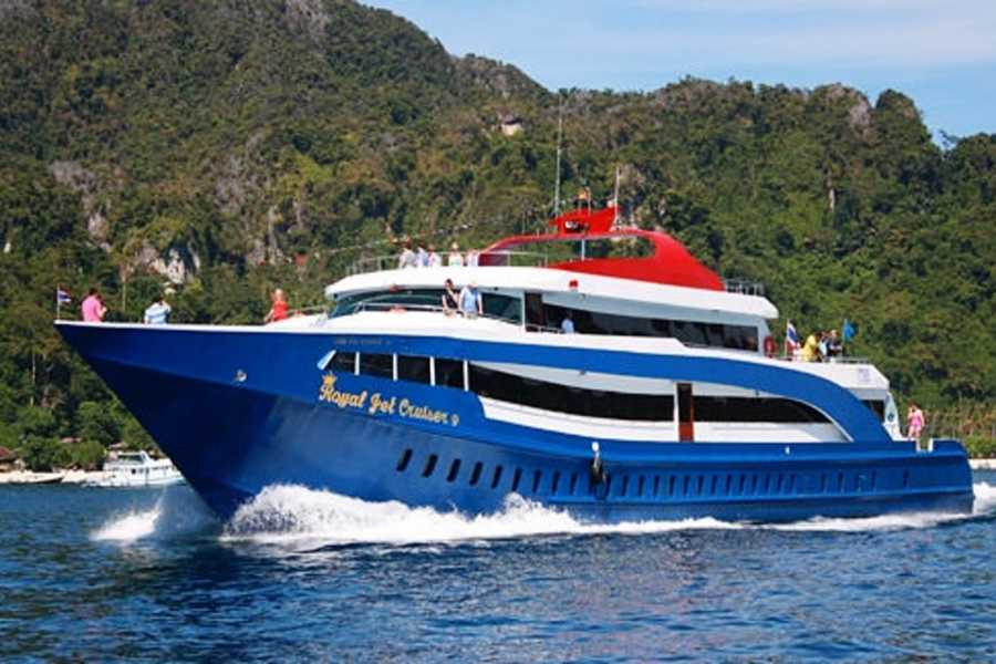 AMICI MIEI PHUKET TRAVEL AGENCY FERRIES FOR PHI PHI-LANTA-KRABI-AONANG