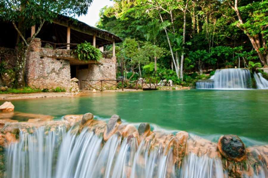 Tour Samana With Terry PUNTA CANA AREA EXCURSION: Two National Parks Tour Los Haitises+El Limon Waterfalls
