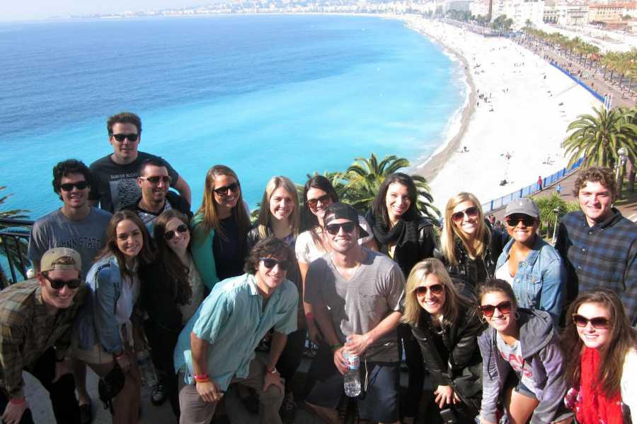 Bus2Alps AG Rome 2 The French Riviera