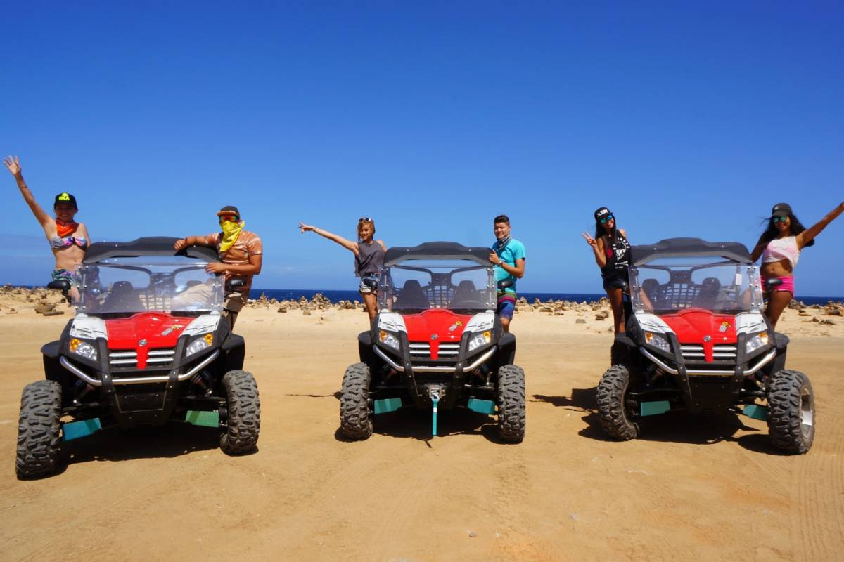 Fofoti Tours & Transfers Island Expedition UTV Adventure