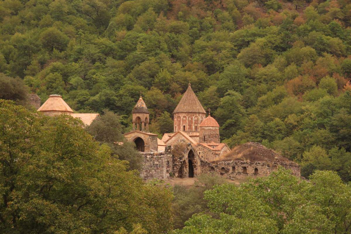 Wild-Trails Adventure Tour to Nagorno-Karabakh