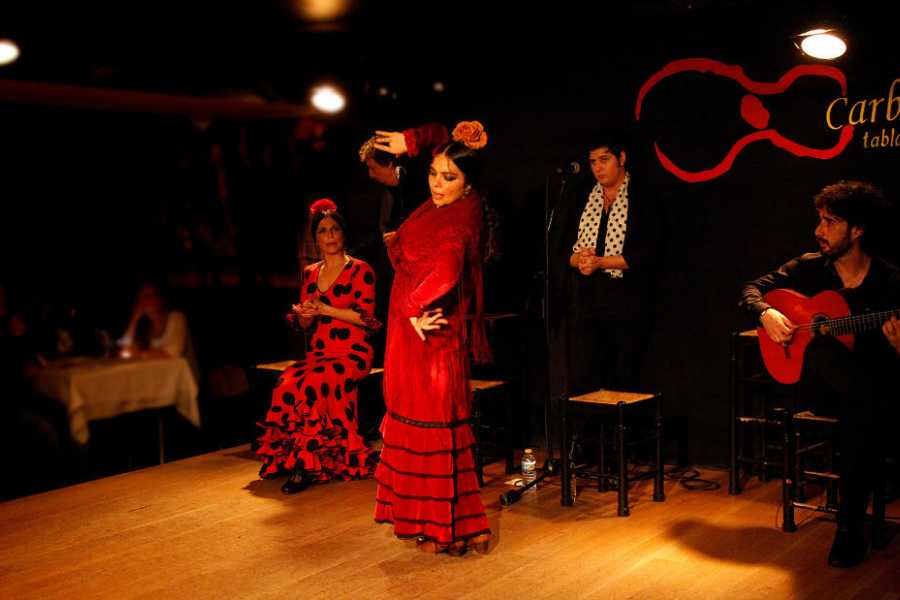 SANDEMANs NEW Madrid Tours Noche de Flamenco y Tapas en Madrid