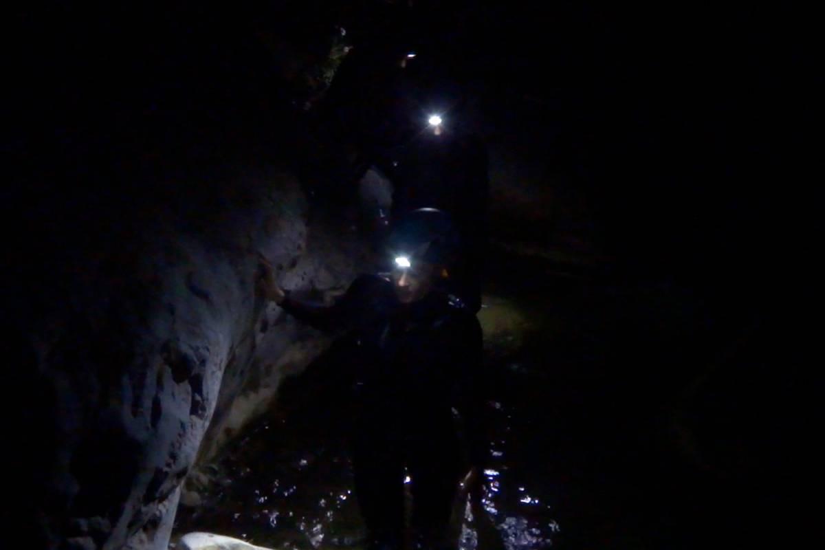 Adventurati Outdoors Night Canyoning Oman - July 21/22