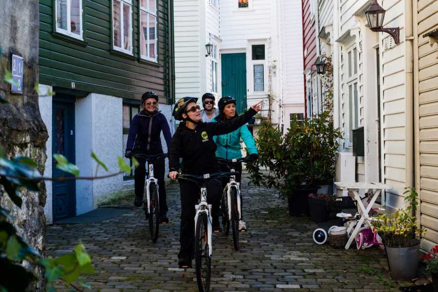 Norway Insight Bike rental Bryggen