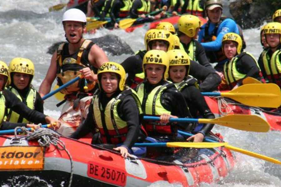 Outdoor Interlaken AG Ultimate Adventure Package
