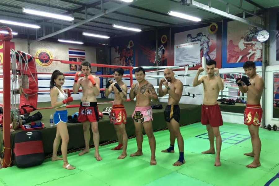 Vietnam 24h Tour 3 Hours Viet Muay Thai Lesson in Hanoi
