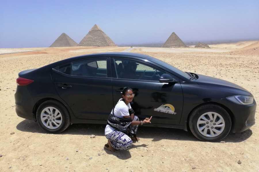 EMO TOURS EGYPT カイロ空港トランスファーツアーギザピラミッドを訪れるエジプト博物館バザールとナイルディナークルーズ