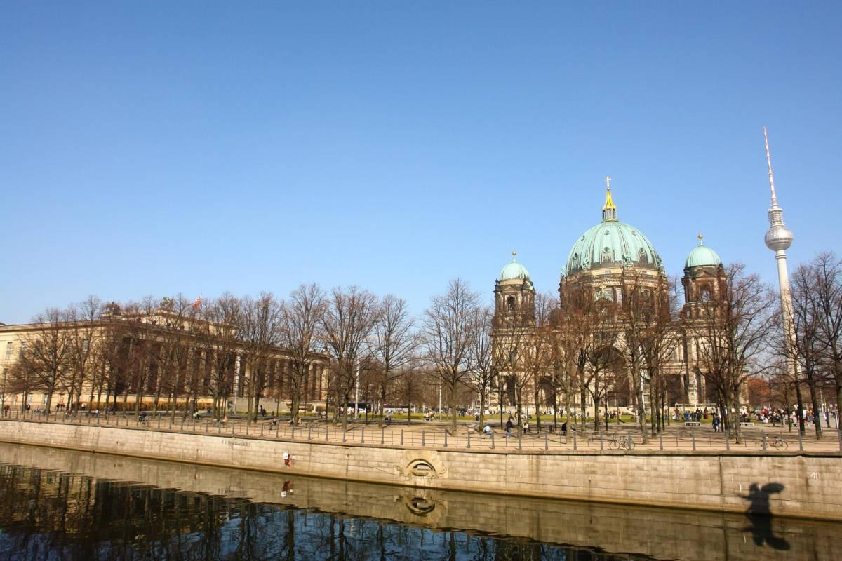 Brewer's Berlin Tours Berlin Free Tour