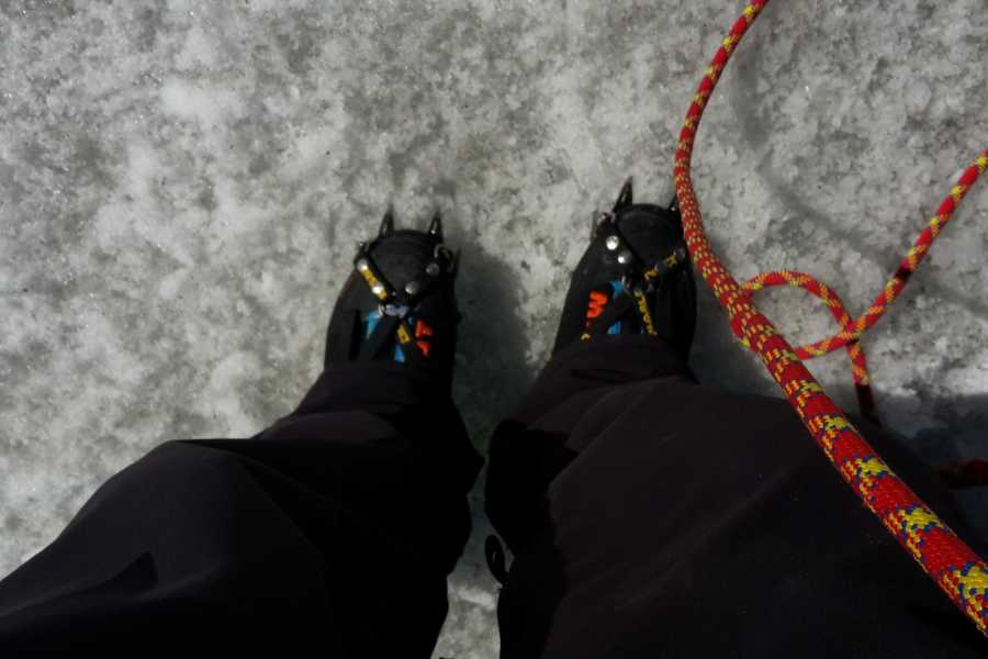 Saas-Fee Guides Sérac Gletscher Trekking