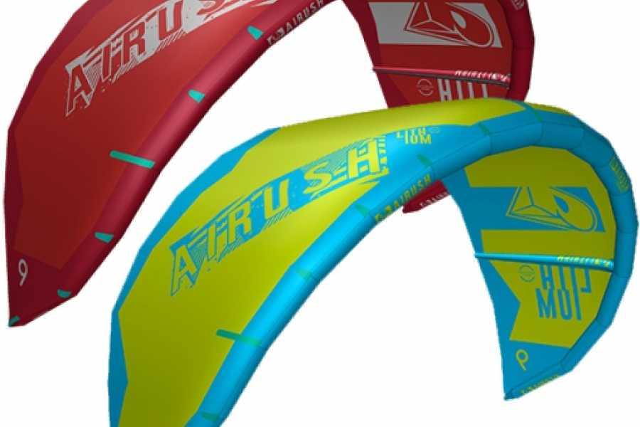 Kitesurfing.no Equipment Rental Summer
