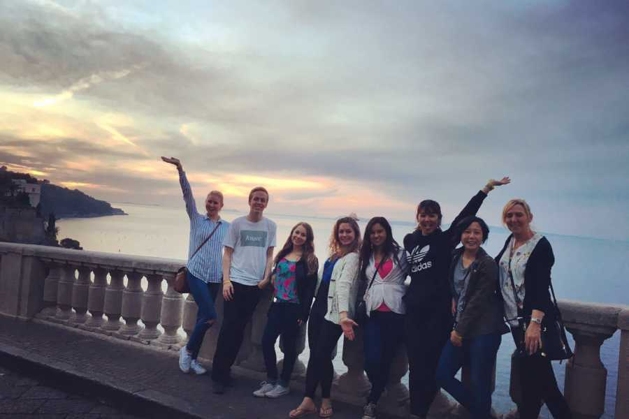 Italy on a Budget tours 3DAY AMALFI COAST TOUR from Rome - Winter ( 1 Oct to 31 Mar )