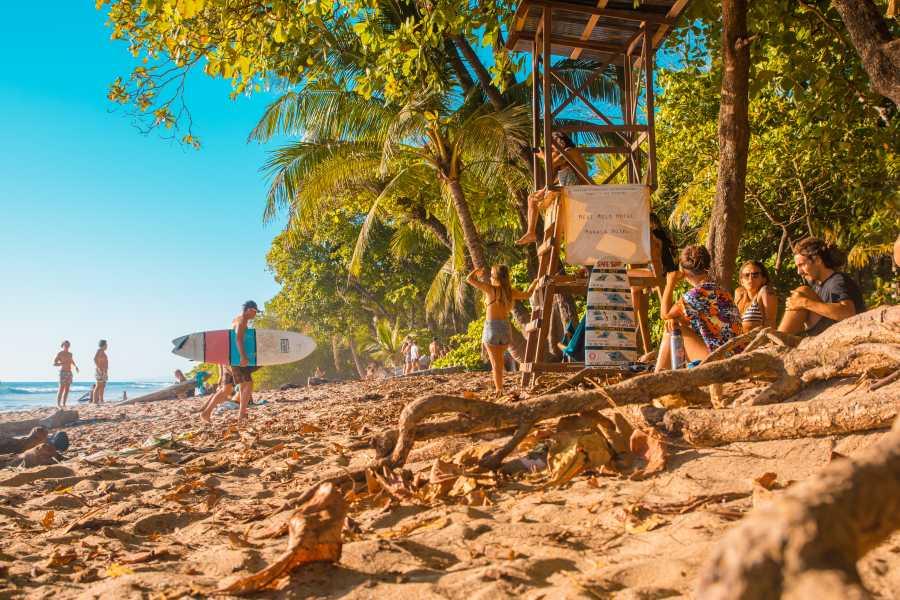 Kelly's Costa Rica Mal País & Santa Teresa Transfer