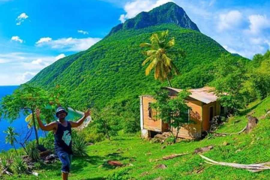 Eco Adventures Saint Lucia Tours World Heritage Pitons Adventure