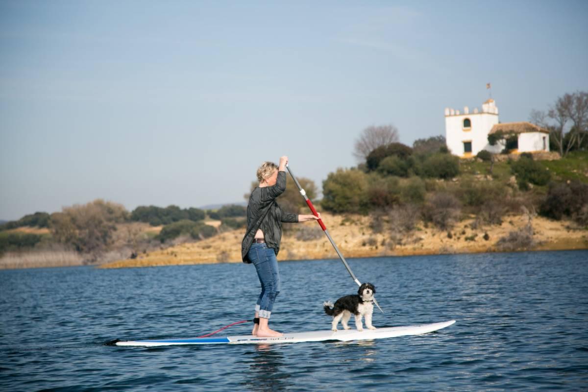 Active Andalucía Iniciación al Paddle Surf