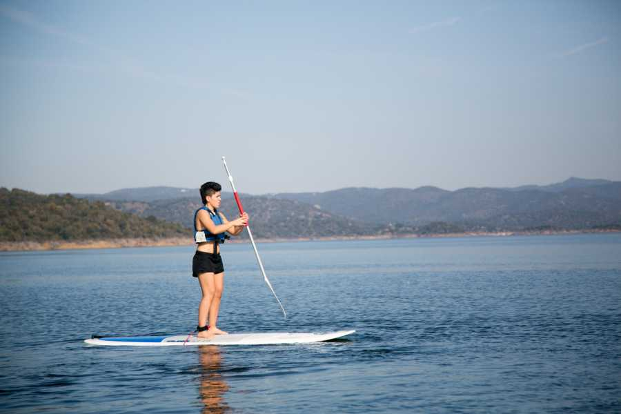 Active Andalucía Paddle Boarding