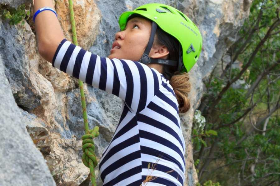 Iris Adventures Croatia Rock climbing Omiš
