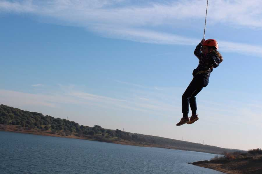 Active Andalucía Zip Line