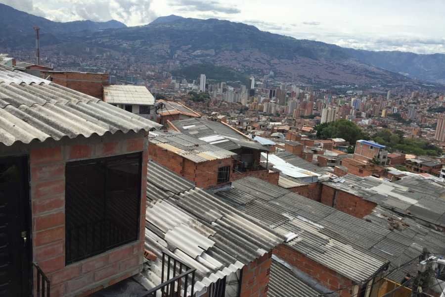Medellin City Tours Exclusive tour inside Pablo Escobar barrio: The community he created